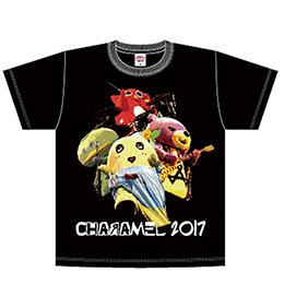 キャラメル Tシャツ