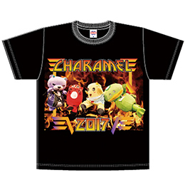 キャラメル Tシャツ(めたるVER.)