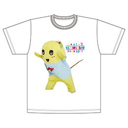 FUNASSYI SPRING KETSUGOBOU TOUR2017 フォトTシャツ(ホワイト)