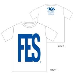 908FES 2015  FES T-Shirts (KIDS)[ブルー]