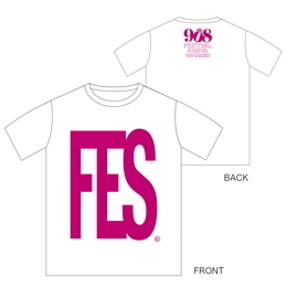 908FES 2015  FES T-Shirts (KIDS)[ピンク]