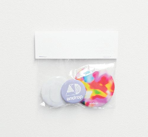 Badge Set・cocoon#17