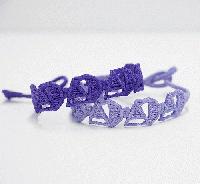 Bracelet【Lavender】