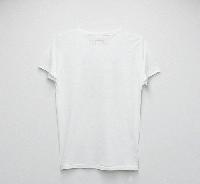 Design  T shirt・cocoon#37【White】