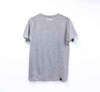 Design T shirt・Prism #32 【Gray】