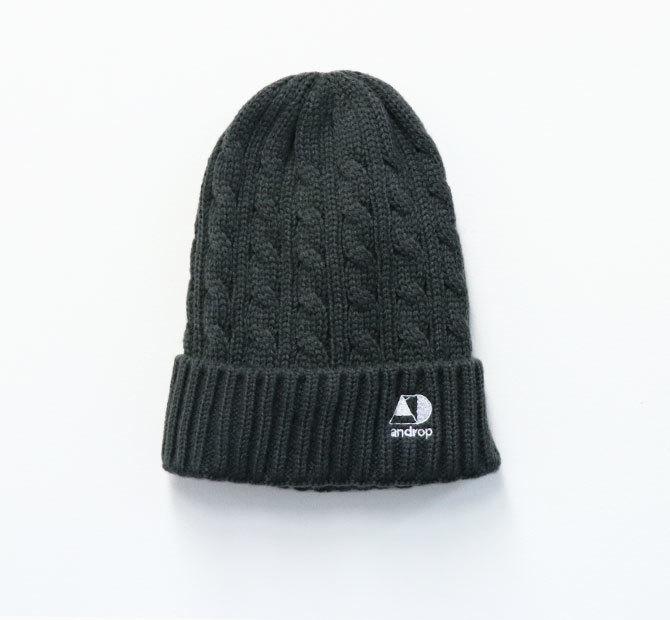 Knit Cap 【Gray】