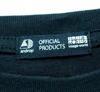 Logo Pocket T shirt #35 【Black】