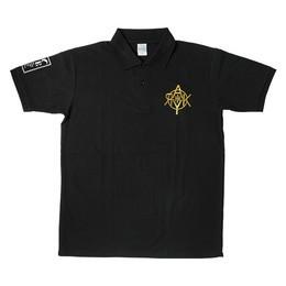 ポロシャツ(ブラック)