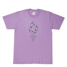 Tシャツ(ライトパープル)