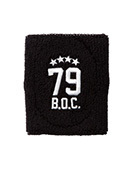 Wristband Numbering79 Black