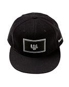 Cap Square Black