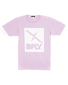 BFLY Tour TEE LIGHT PURPLE