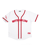 BFLY Baseball Shirts WHITE