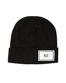 Nit Cap Square Black