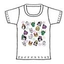 夏のパッション!東西野音ツアーTシャツ