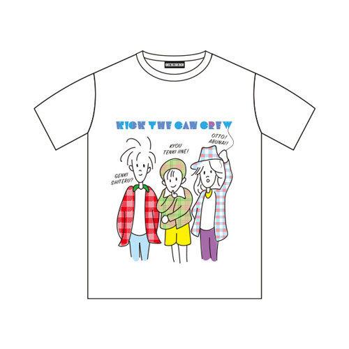 「タコアゲ」ファンシーTシャツ