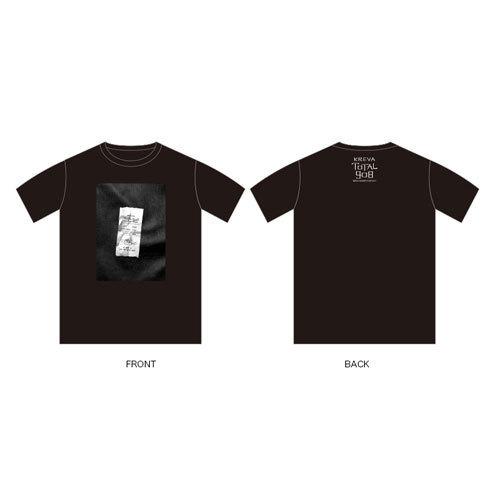 TOTAL 908 Tシャツ/ブラック