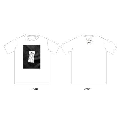 TOTAL 908 Tシャツ/ホワイト