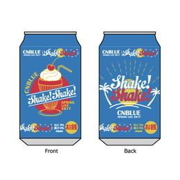 shake!缶(貯金箱)(CNBLUE SPRING LIVE 2017 ~ Shake! Shake! ~)
