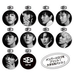 """缶バッジ(SF9 1st SHOWCASE IN JAPAN """"Fanfare"""")"""