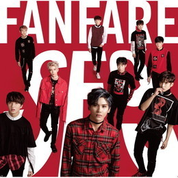 SF9 1st SINGLE「Fanfare」【通常盤】