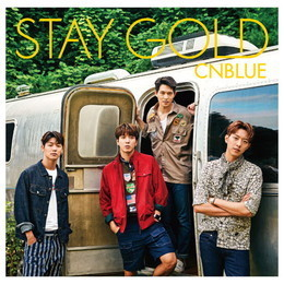 CNBLUE 6th Album「STAY GOLD」【BOICE盤】