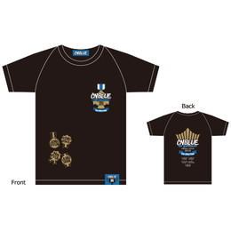 TシャツA/ブラック(CNBLUE ARENA TOUR 2016)