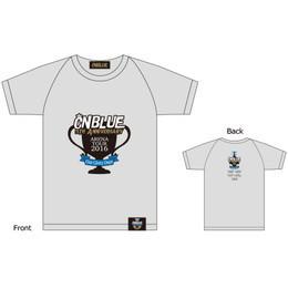 TシャツC/グレー(CNBLUE ARENA TOUR 2016)