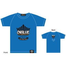 TシャツD/ブルー(CNBLUE ARENA TOUR 2016)
