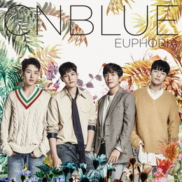 CNBLUE 5th ALBUM『EUPHORIA』【通常盤】