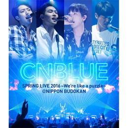 SPRING LIVE 2016~We're like a puzzle~@NIPPON BUDOKAN【通常盤Blu-ray】