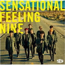 SF9 JAPAN 1st アルバム「Sensational Feeling Nine」【通常盤】