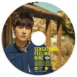 SF9 JAPAN 1st アルバム「Sensational Feeling Nine」【IN SEONG:完全生産限定ピクチャーレーベル盤】