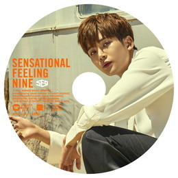 SF9 JAPAN 1st アルバム「Sensational Feeling Nine」【RO WOON:完全生産限定ピクチャーレーベル盤】