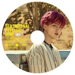 SF9 JAPAN 1st アルバム「Sensational Feeling Nine」【ZU HO:完全生産限定ピクチャーレーベル盤】