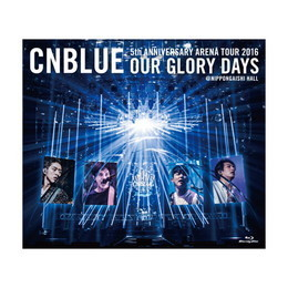 5th ANNIVERSARY ARENA TOUR 2016 -Our Glory Days- @NIPPONGAISHI HALL【BOICE盤Blu-ray】
