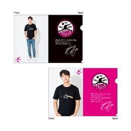 クリアファイル 神戸ver.セット【カン・ミンヒョク(from CNBLUE) 1st Solo Fan meeting in Japan ~LOVELY JUMP III~ @KOBE】
