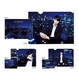 クリアファイル3枚セット【LEE JONG HYUN Solo Concert】