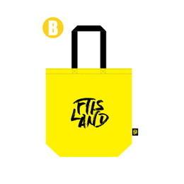 トートバッグB (黄色)【FTISLAND Arena Tour 2018 -PLANET BONDS-】
