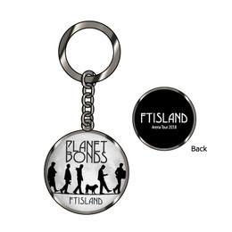 キーホルダー【FTISLAND Arena Tour 2018 -PLANET BONDS-】