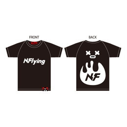 Tシャツ【N.Flying 1st ONE MAN LIVE IN JAPAN】