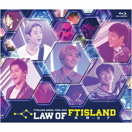 Arena Tour 2016 -Law of FTISLAND:N.W.U-【Primadonna盤Blu-ray】