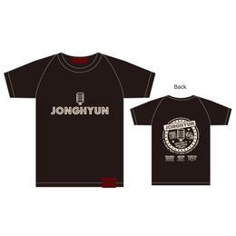 TシャツB(ジョンヒョン/黒)