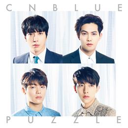 CNBLUE 10th Single「Puzzle」【初回限定盤B】