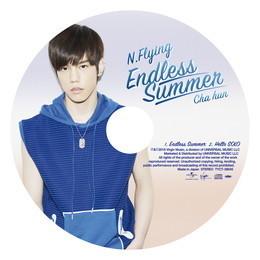 N.Flying「Endless Summer」 ≪メンバー別ピクチャーレーベル≫(チャ・フン)