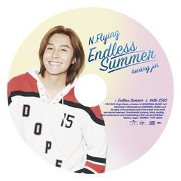 N.Flying「Endless Summer」 ≪メンバー別ピクチャーレーベル≫(グァンジン)