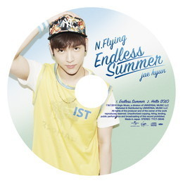 N.Flying「Endless Summer」 ≪メンバー別ピクチャーレーベル≫(ジェヒョン)
