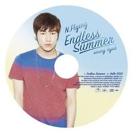 N.Flying「Endless Summer」 ≪メンバー別ピクチャーレーベル≫(スンヒョプ)
