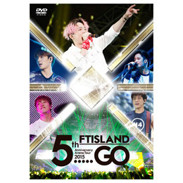 "5th Anniversary Arena Tour 2015 ""5.....GO""【Primadonna限定盤DVD】"