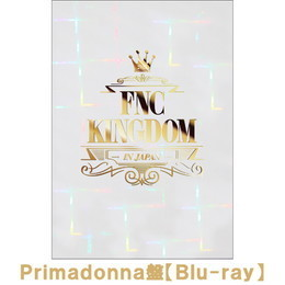 2015 FNC KINGDOM IN JAPAN(3枚組Blu-ray)【FTISLAND】